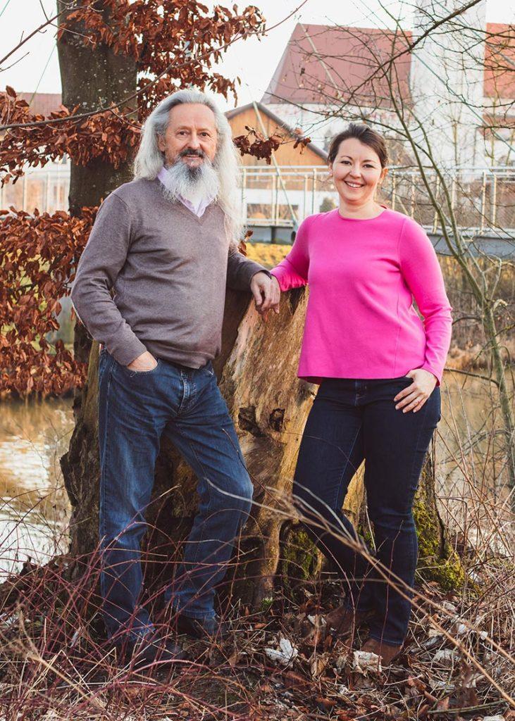Walter und Katharina Danner